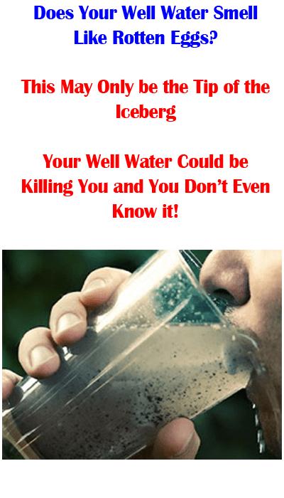 Well Water Maintenance