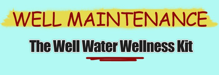 Chlorinating Well Water